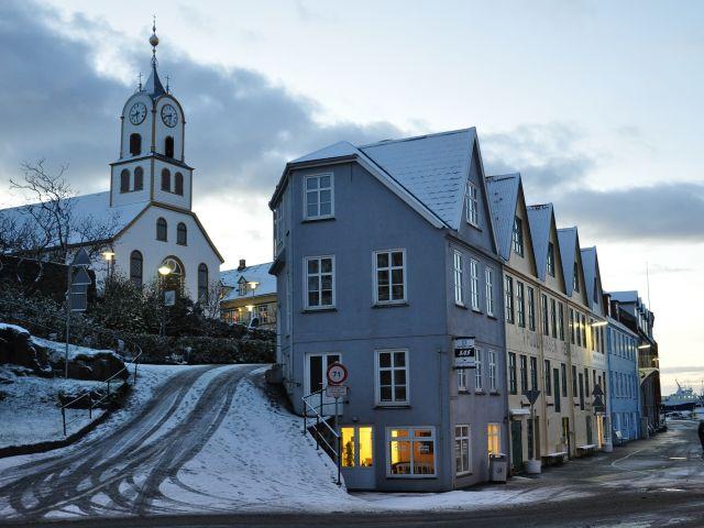 Cathédrale de Torshavn