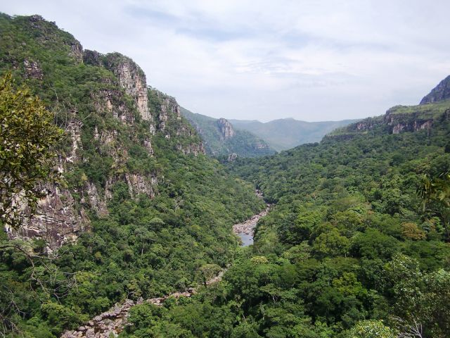 Parc National Chapada dos Veadeiros