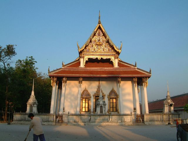 Wat Phra Baromathat