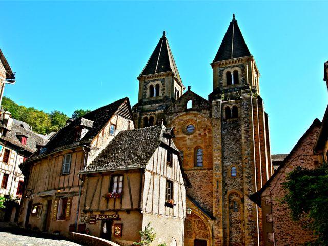 Abbey-Church of Saint-Foy