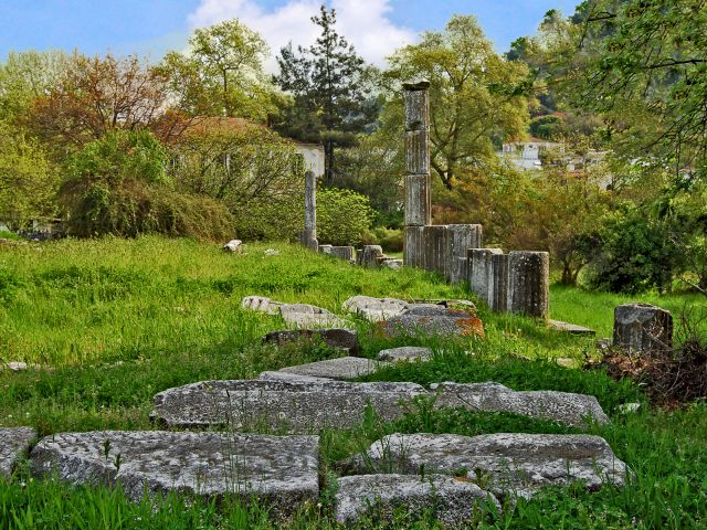 Ancient Agora de Thasos