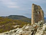 Ancient building in Perperikon