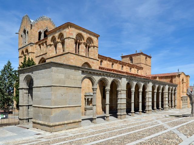 Basilique de San Vicente
