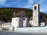 Benedictine Abbey of St. John at Müstair
