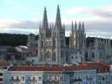 View of Burgos Cathedral