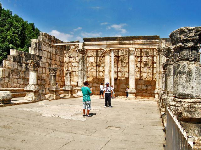 Vestiges de la Synagogue