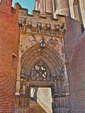 Gateway to Albi Cathedral