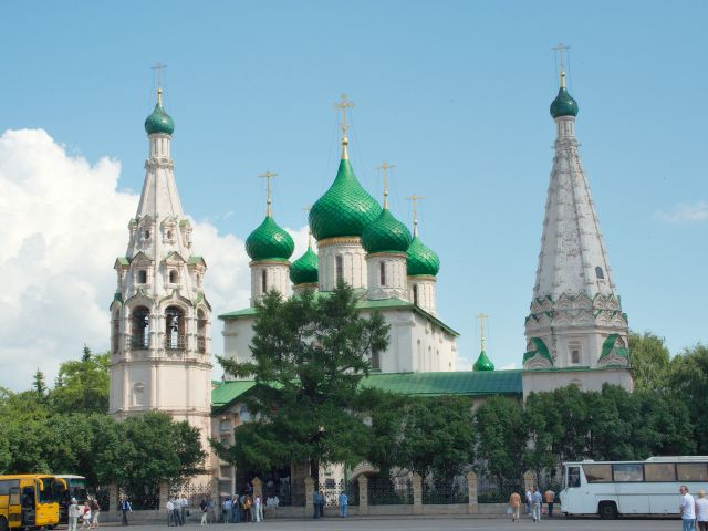 Église du Prophète Élie de Iaroslavl
