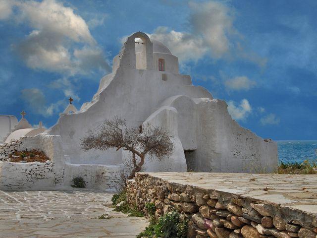 Église de la Panaghia Paraportiani