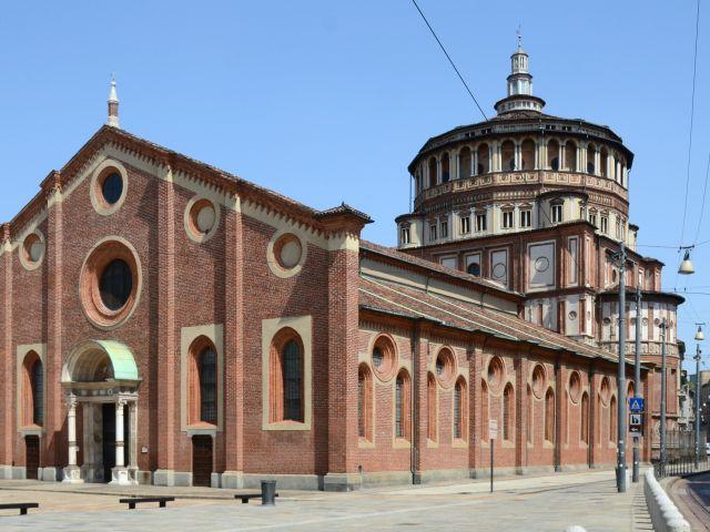Église Santa Maria delle Grazie de Milan