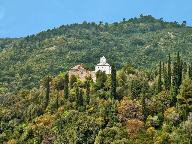 Église Saint-George, mont Athos