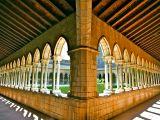 Gothic cloister