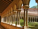 Cloister from the exterior