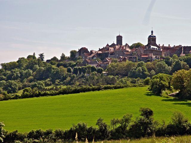 Colline de Vézelay
