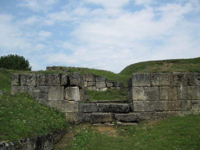 Costești-Blidaru Dacian fortress