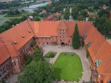 Courtyard, Malbork Castle