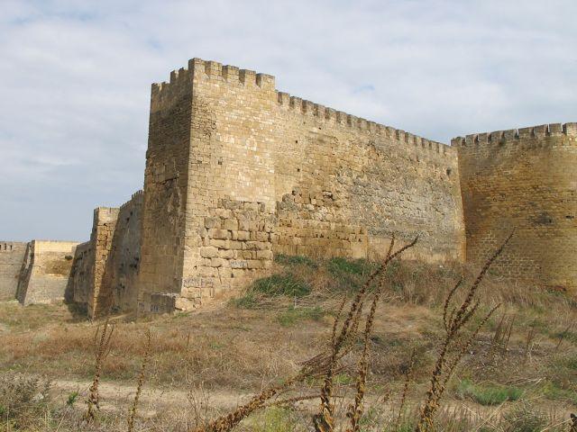 Citadelle de Derbent