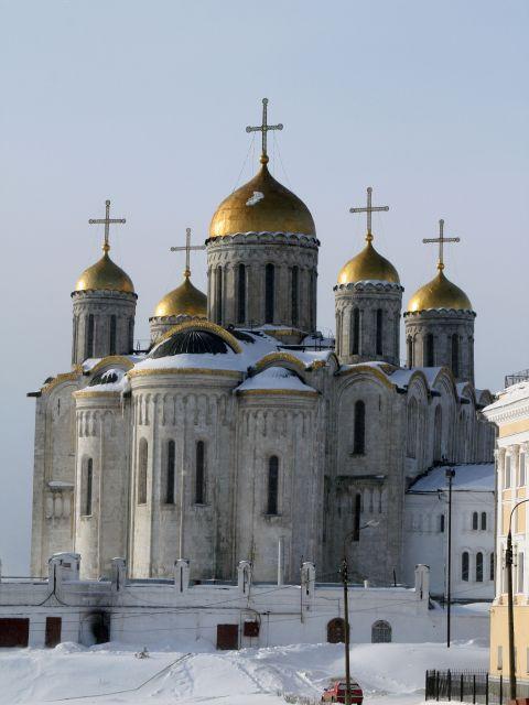 Cathédrale de la Dormition de Vladimir