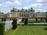 Rear of the Drottningholm Palace