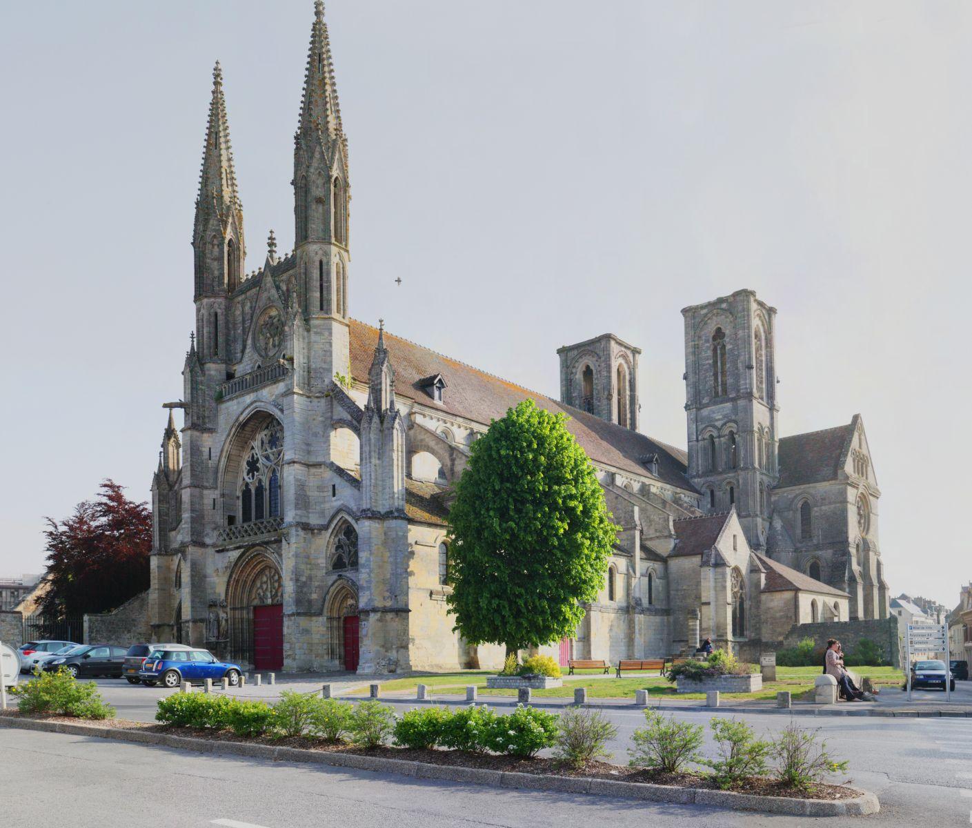 Laon France  city images : Church of St Martin, Laon, France, Landolia, a World of Photos