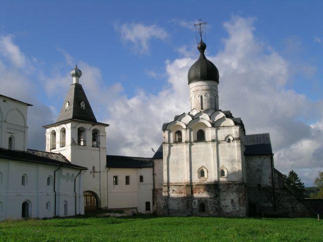 Vue du monastère de Ferapontov