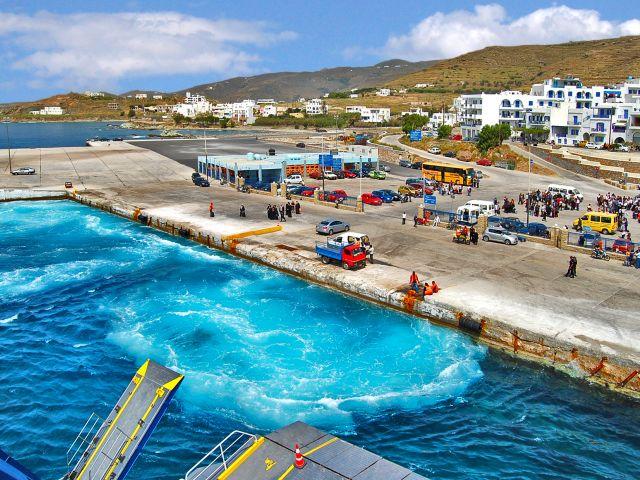 Ferry de Pirée