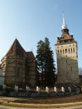 Fortified church of Saschiz