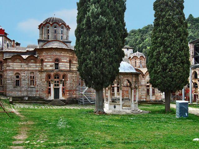 Monastère de Hilandar