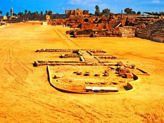 Hippodrome de Césarée