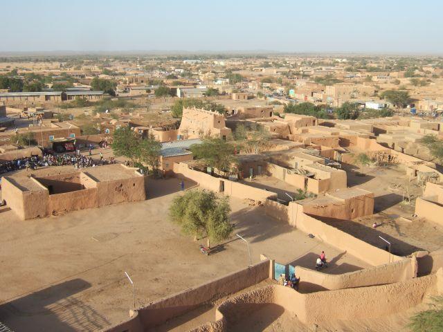 Centre historique d'Agadez