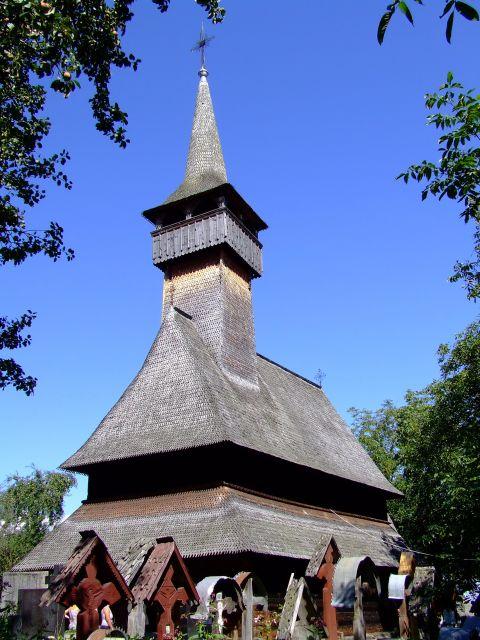 Ieud Șes church