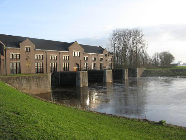 Station de pompage à la vapeur de D.F. Wouda
