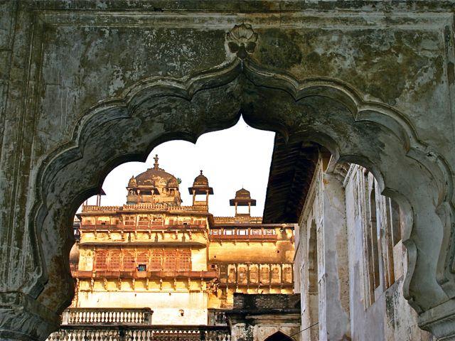Jahangir Mahal palace