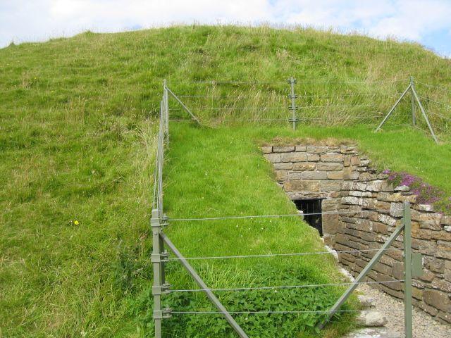 Cœur néolithique des Orcades
