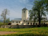 Monastery in Święta Katarzyna
