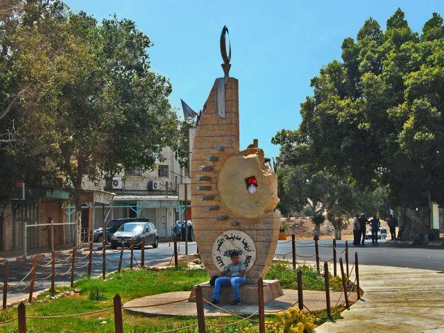 Monument à Jéricho
