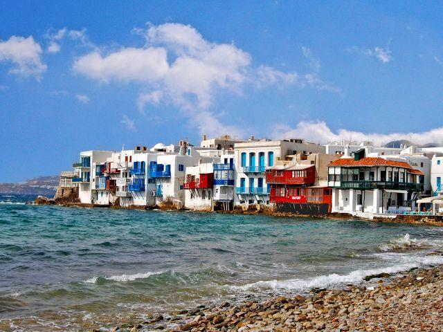 Ville de Mykonos, Petite Venise