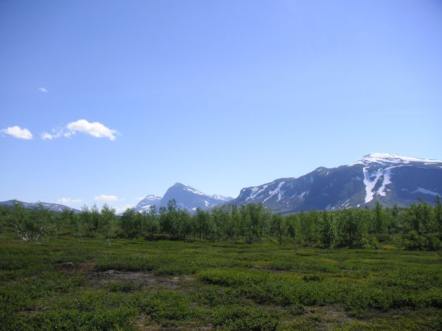 Parc national de Padjelanta