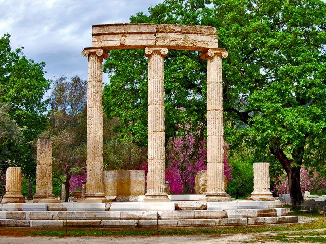 Philippéion à Olympie