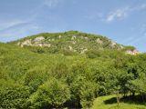 Piatra Roșie Dacian fortress