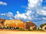Remains of Caesarea Maritima