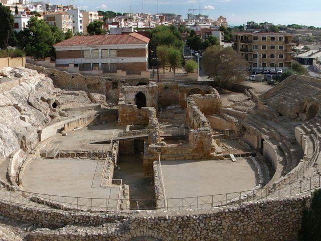 Amphithéâtre de Tarragone