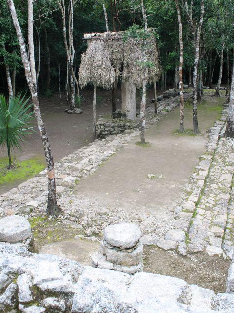 Ruines, site archéologique de Cobá