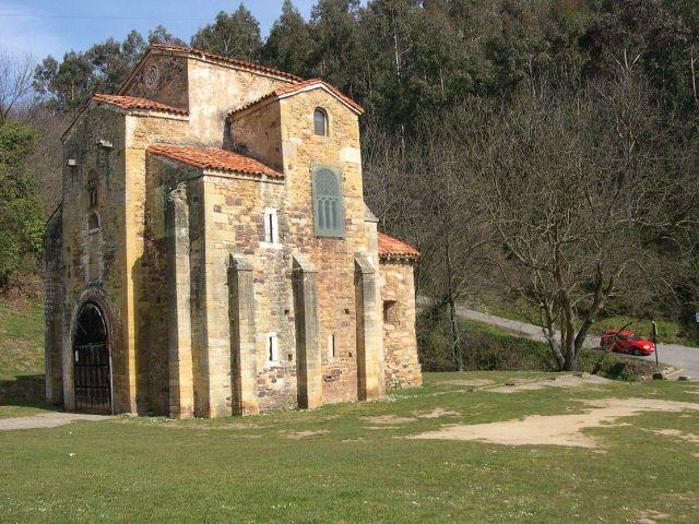 Église Saint-Michel-de-Lillo d'Oviedo