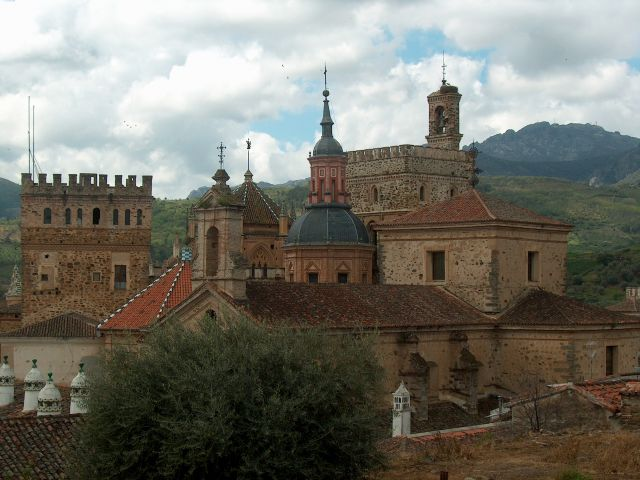 Monastère royal de Santa Maria de Guadalupe