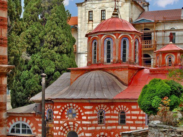 Église de l'Assomption au monastère de Zographou