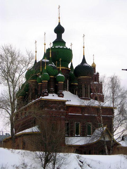 Église Saint-Jean-Baptiste de Iaroslavl