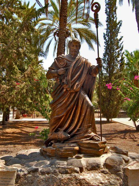 Statue de Saint-Pierre