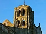 Tour Saint Antoine, basilique Sainte-Marie-Madeleine de Vézelay