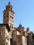Tower of the Teruel Cathedral